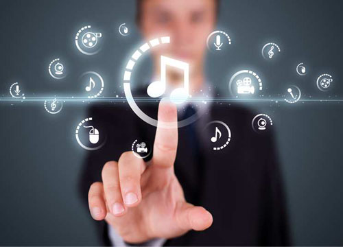 streaming marketing musical